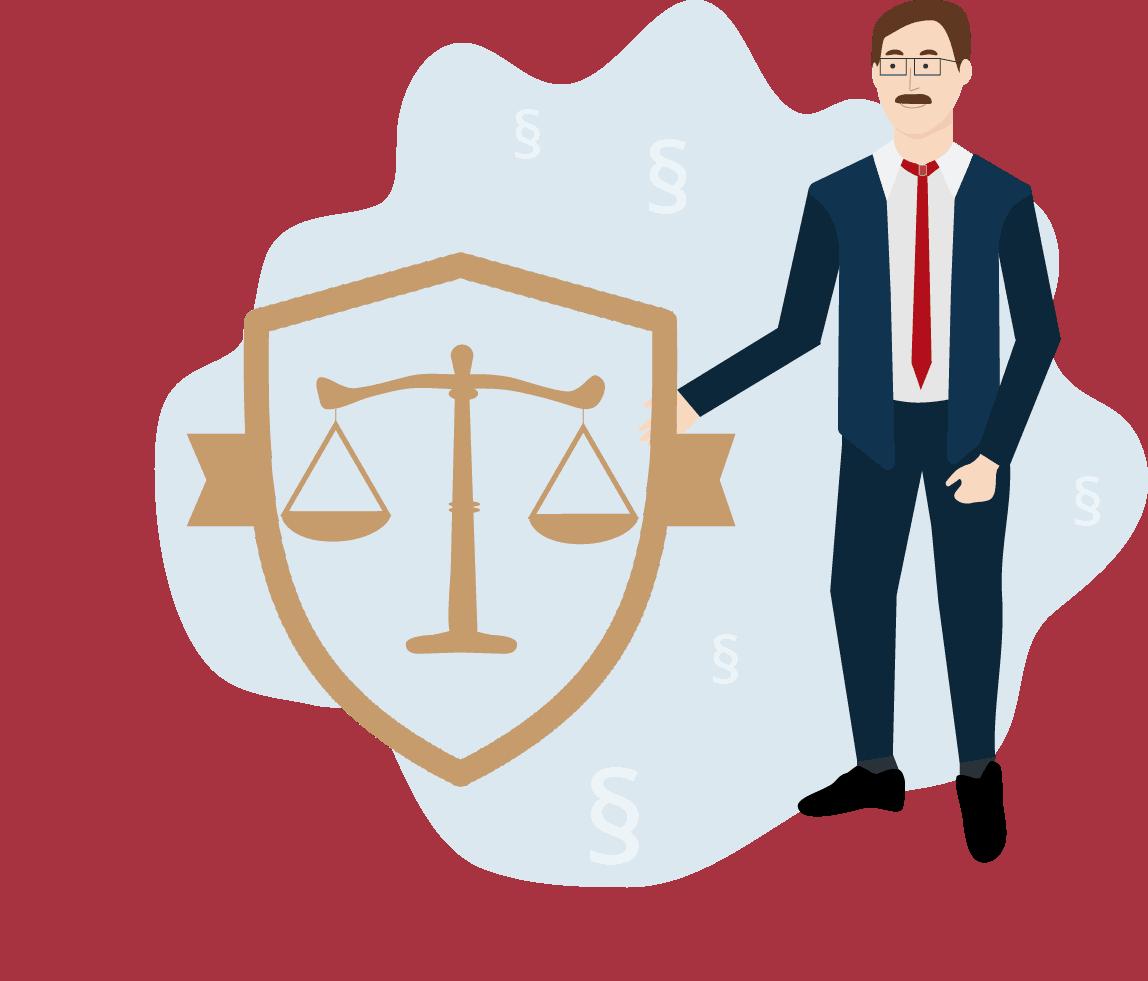 Webdesign für Anwalt
