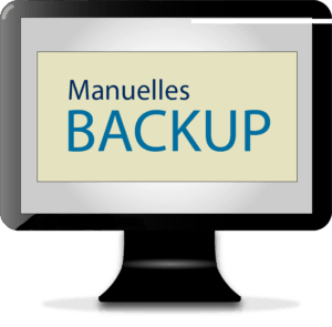 WordPress Manuelles Backup